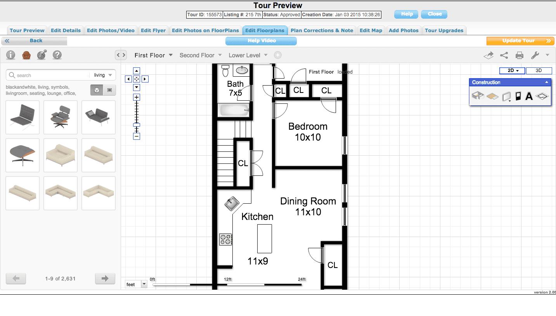 Floor Plan Editor Home Mansion