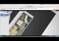Convert a Matterport Scan into 2D & 3D Plan