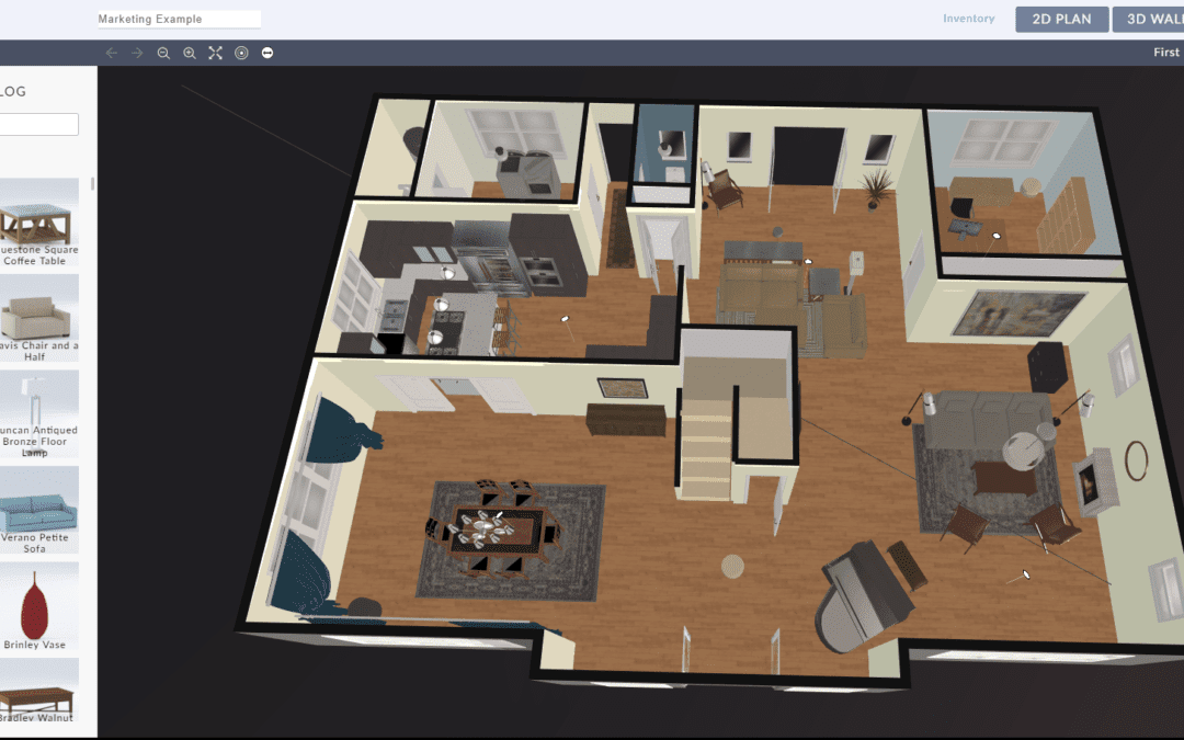 Is a FloorPlan worth a thousand pictures?